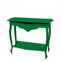 Aparador Colorido Entalhado I - Verde