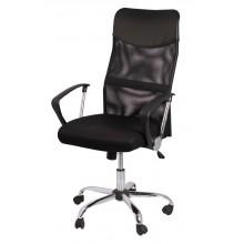 Cadeira Presidente Milão - Preta