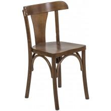 Cadeira Restaurante 2 - Verniz Imbuia