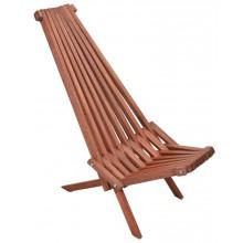 Cadeira Rústica Dobrável - Cera
