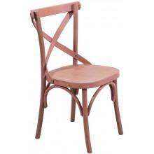 Cadeira Anatômica X - Rosa Demolição