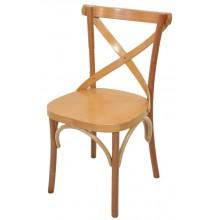 Cadeira Anatômica X - Verniz Natural
