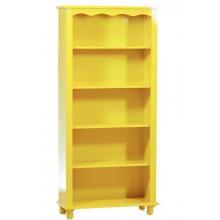Estante Colorida 4 Prateleiras - Amarela