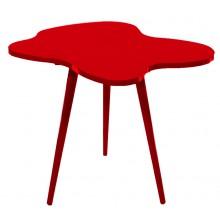 Mesa Palito Splash - Vermelha