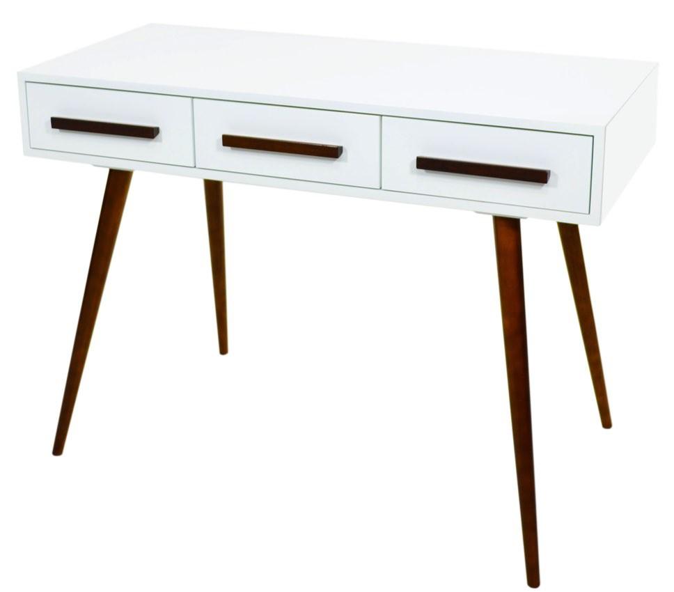 Armario Para Ropa Blanca Ikea ~ Aparador Pé Palito 3 Gavetas Branco