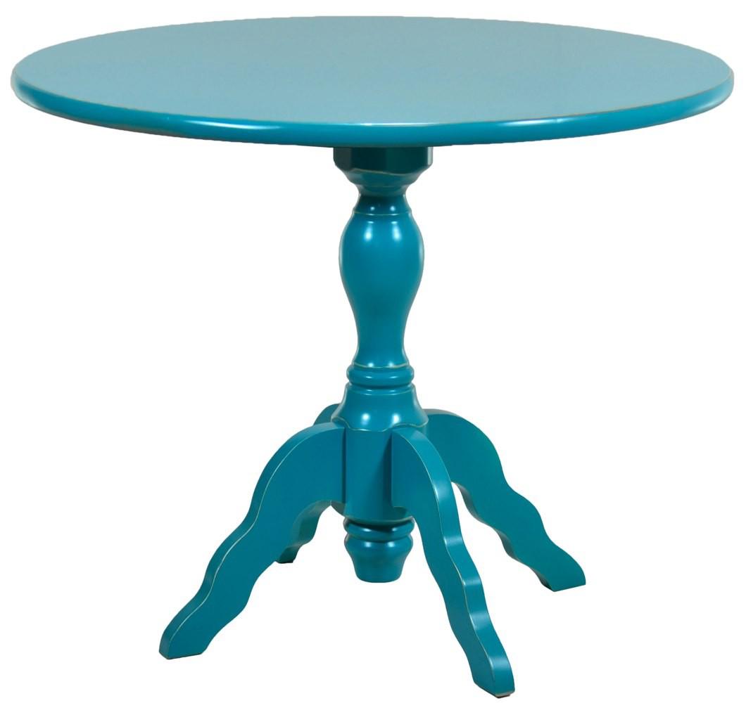 Redonda Torneada America Azul Turquesa Proven Al ~ Escritorio No Quarto De Casal E Quarto Casal Azul Tiffany