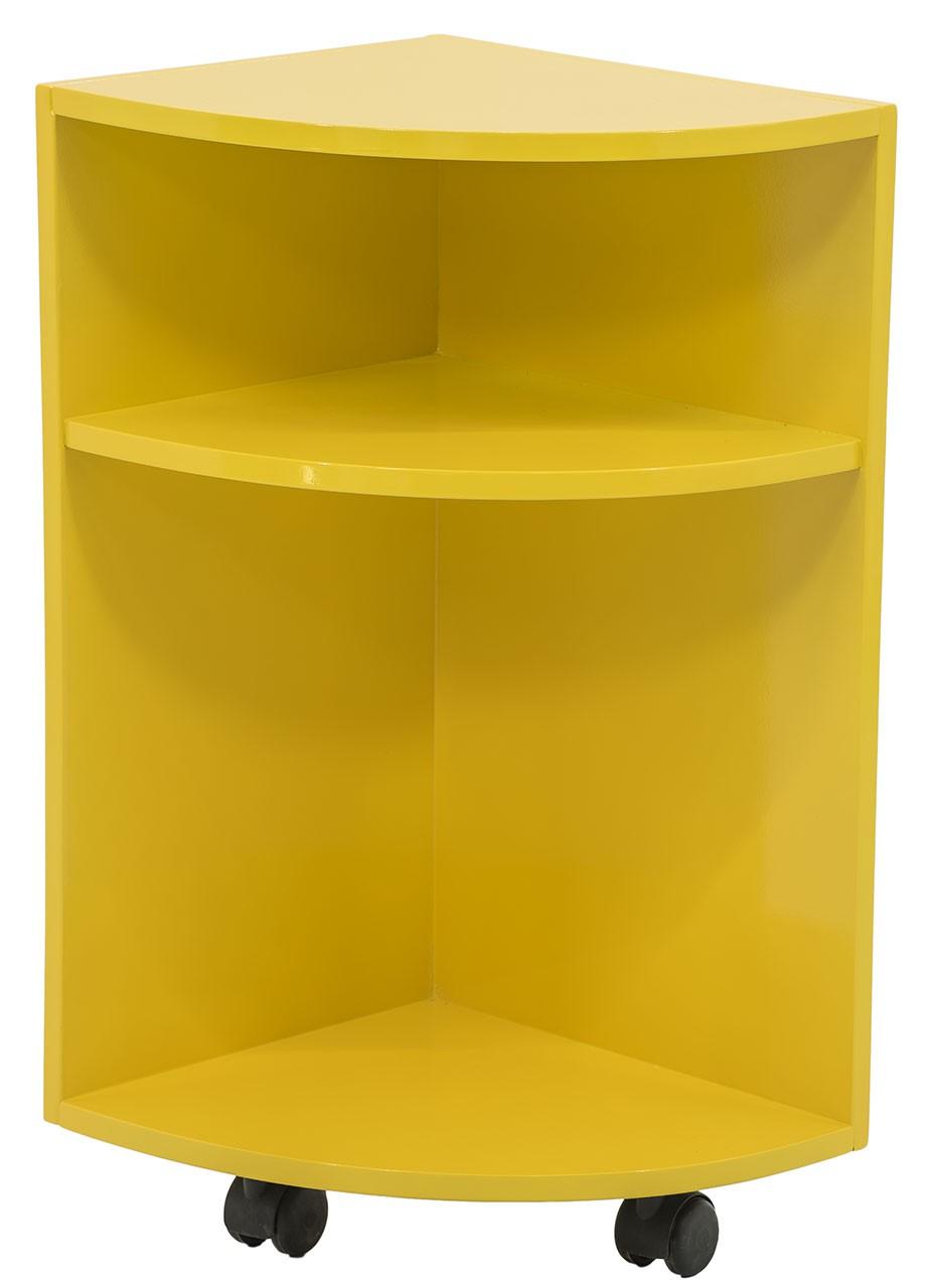 Módulo Violeta Esquerdo Amarelo + Cores