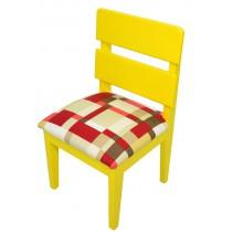 Mini Cadeira Infantil - Amarela