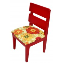 Mini Cadeira Infantil - Vermelha