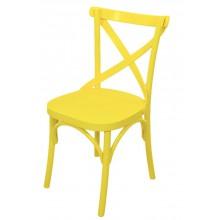 Cadeira Anatômica X - Amarela