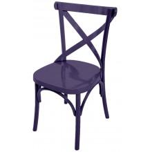 Cadeira Anatômica X - Roxo Berinjela