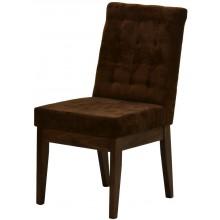 Cadeira 12 Pontos - Capuccino e Marrom