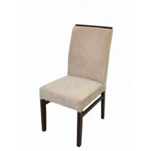 Cadeira Komfort I - Capuccino com Creme Claro