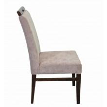 Cadeira Komfort - Capuccino com Creme Médio