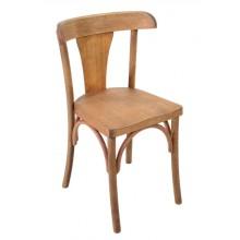 Cadeira Restaurante 2 - Cera Envelhecida