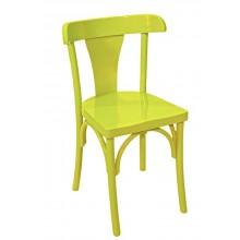 Cadeira Restaurante 2 - Amarela
