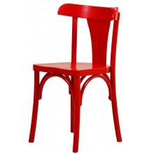 Cadeira Restaurante 2 - Vermelha
