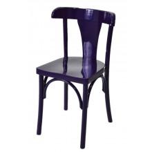 Cadeira Restaurante 2 - Roxo / Berinjela