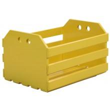Caixote Maciço Amarelo + Cores