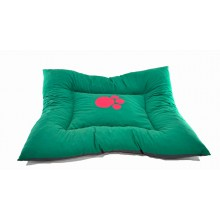 Almofada Microfibra Pet Extra Grande - Verde
