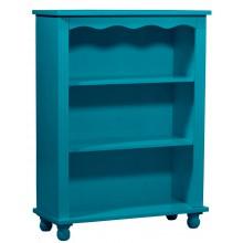 Estante Colorida Pequena - Azul Turquesa