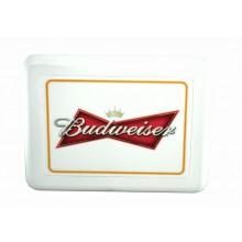 Luminoso Led - Cerveja Budweiser - Preto