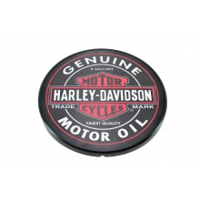 Luminoso Led - Harley Davidson - Preto