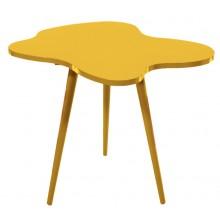 Mesa Palito Splash - Amarela