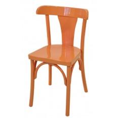 Cadeira Restaurante 2 - Laranja
